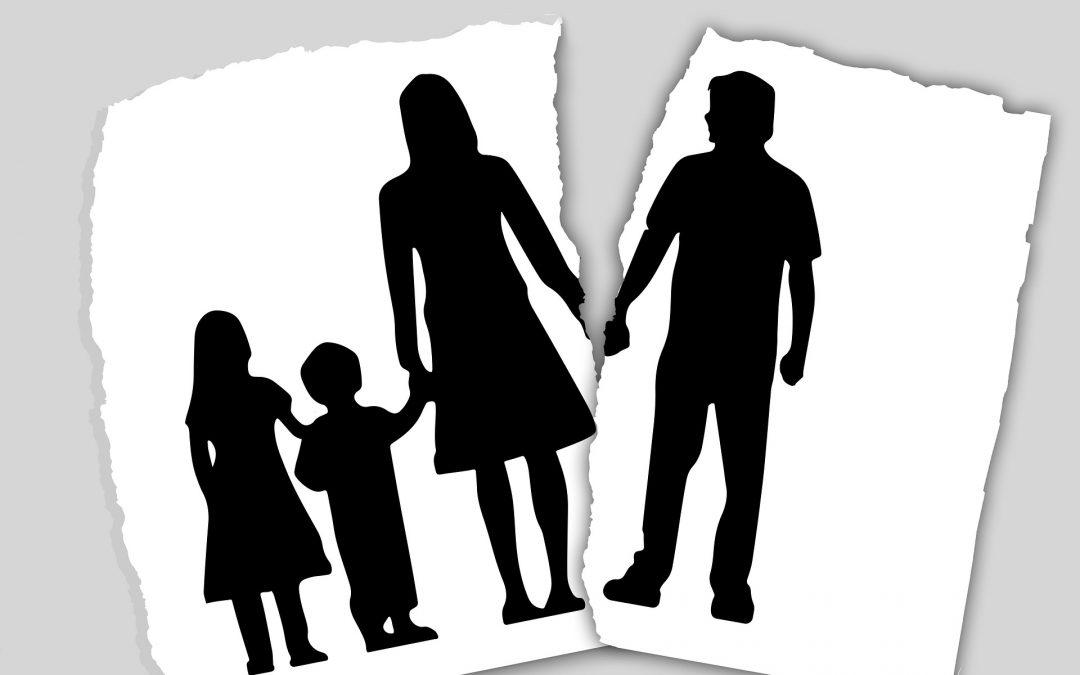 hvordan gå frem ved skilsmisse