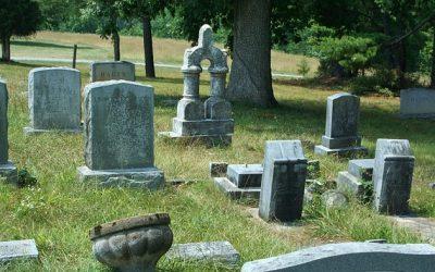 Det betyder de forskellige symboler ved en begravelse