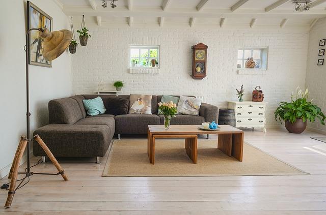 Skab et smukt, behageligt og idyllisk hjem