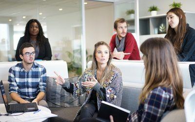 Præsentationsteknik giver dig en større gennemslagskraft på arbejdet