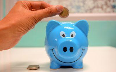 4 måder at spare op til dårlige tider