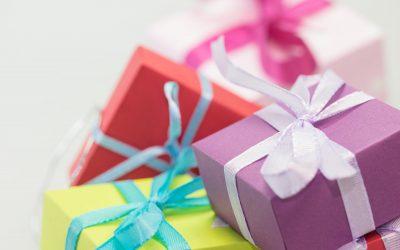 Simple regler til at vælge den perfekte gave