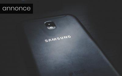 Her kan du trygt shoppe Samsung-tilbehør på nettet