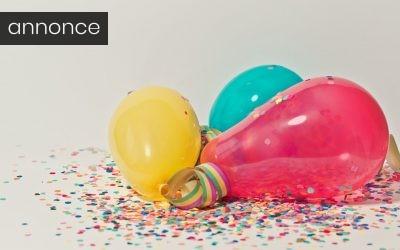 Forbered den bedste 25-års fødselsdag, for en du har kær